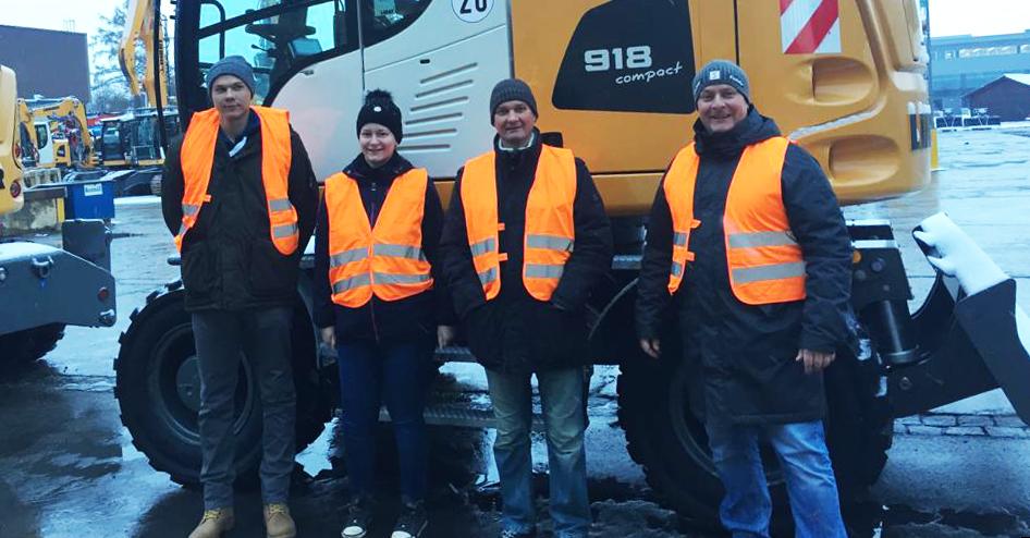 Bauunternehmen Falk Möhler Team